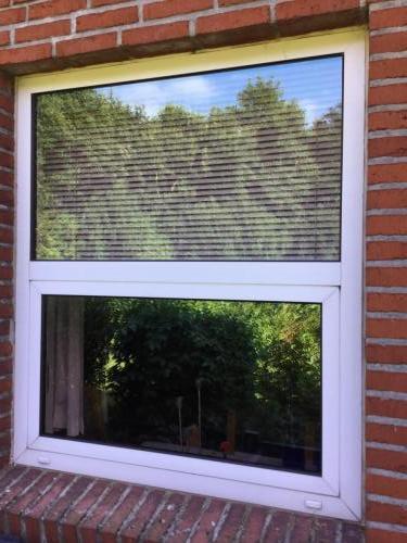 Plastik vindue